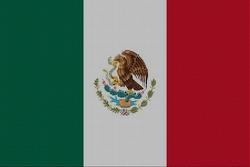 Landenvlag Mexico, 155cm x 90cm