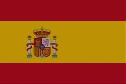 Landenvlag Spanje, 155cm x 90cm