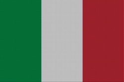 Landenvlag Italïe, 155cm x 90cm
