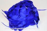 Veren corsage blauw, large