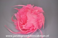 Veren corsage roze, large