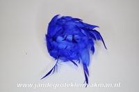 Veren corsage blauw, small