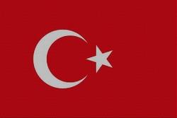 Landenvlag Turkije, 155cm x 90cm