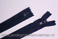 Rokrits, 12cm, kleur 058, marineblauw