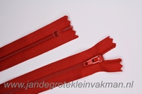 Rokrits, 12cm, kleur 519, rood