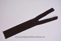 Rokrits, 15cm, kleur 570, bruin