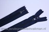 Rokrits, 18cm, kleur 058, marineblauw
