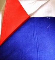 Bandana rood-wit-blauw