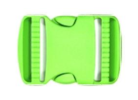 Koppelband sluitingen groen
