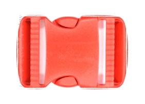 Koppelband sluitingen rood
